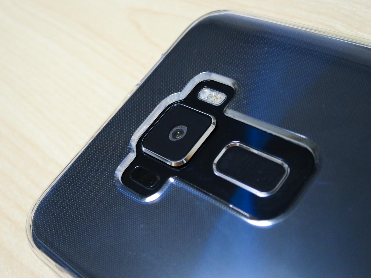 Zenfone 3 背面