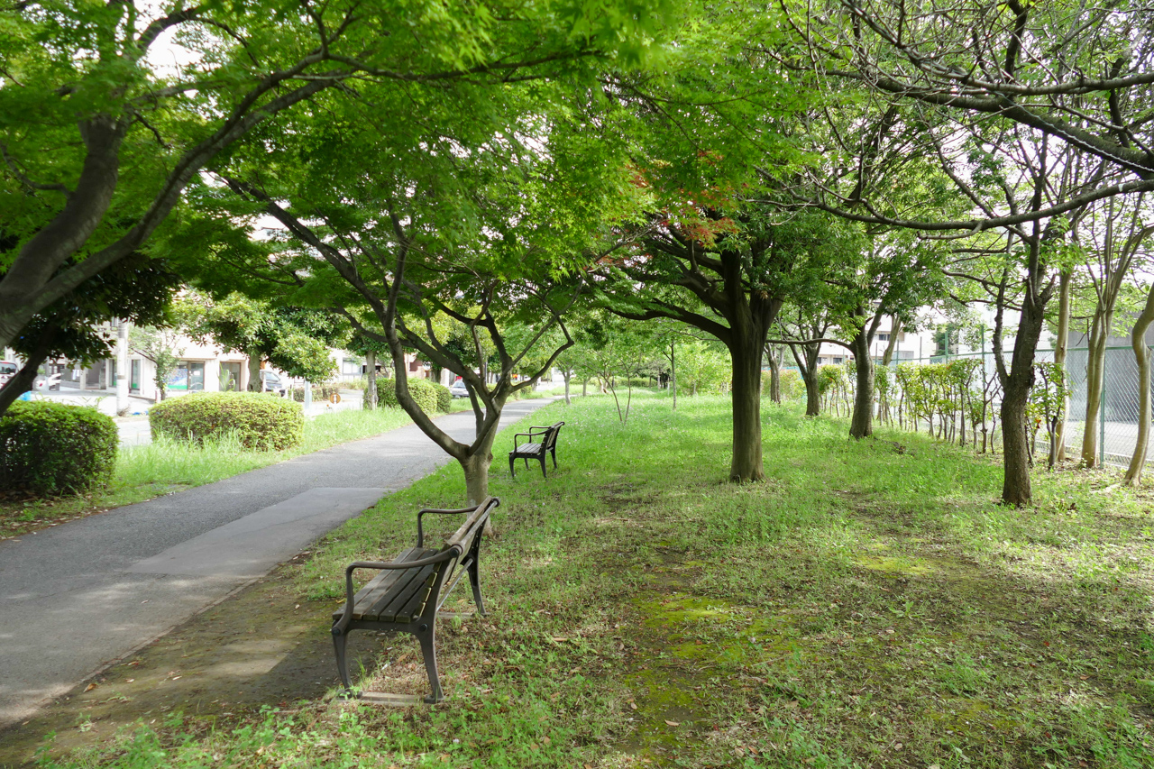 太尾堤緑道