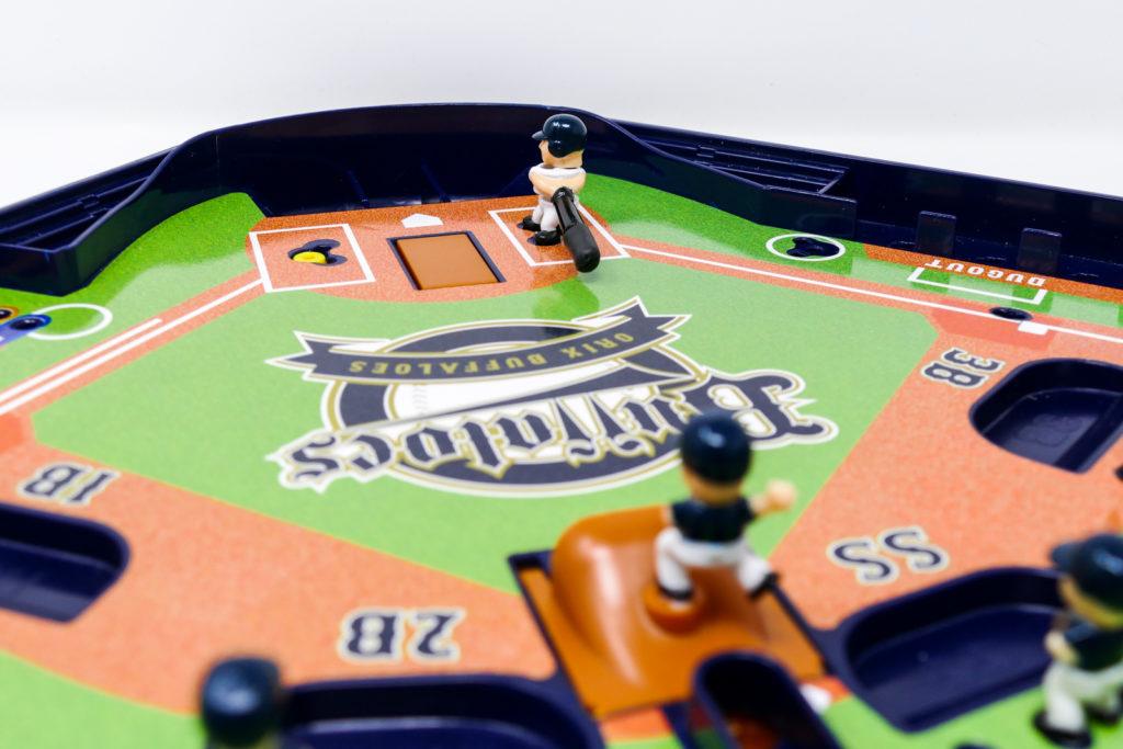 野球盤のバッター