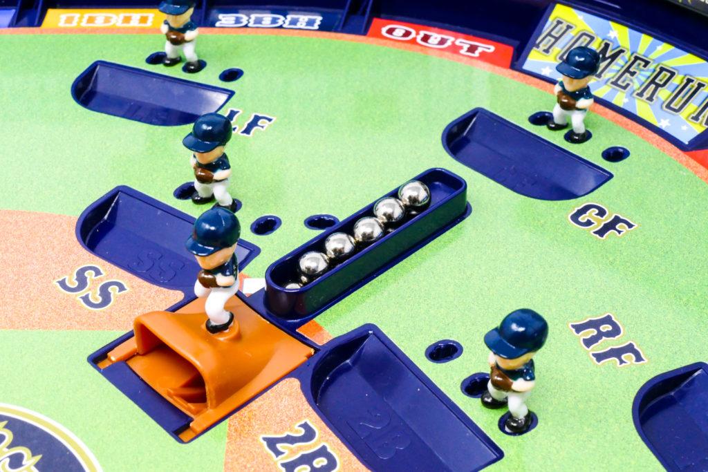 野球盤のボール