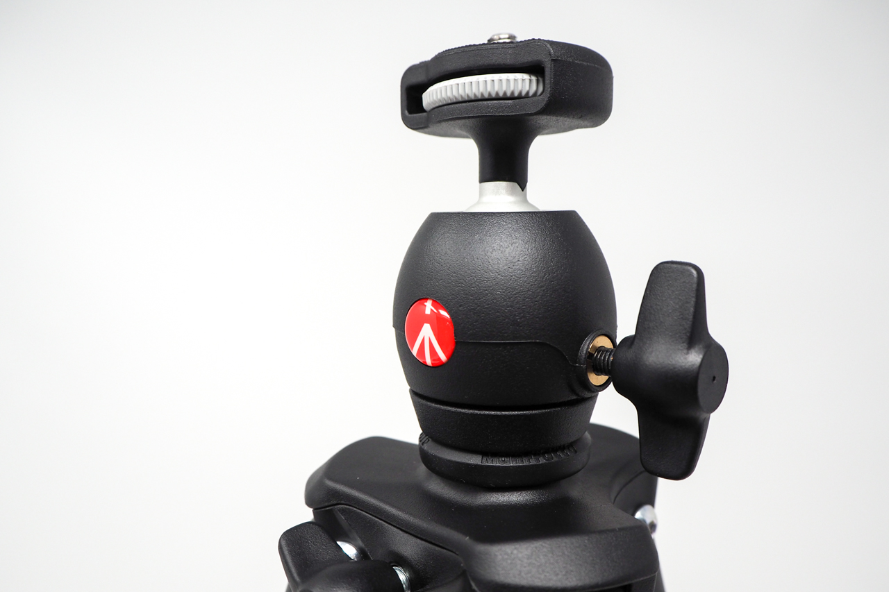 Manfrotto COMPACT Light 三脚